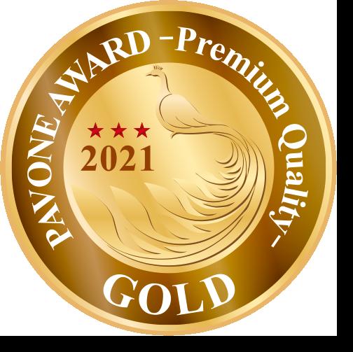 PAVONE AWARD -Premium Quality-