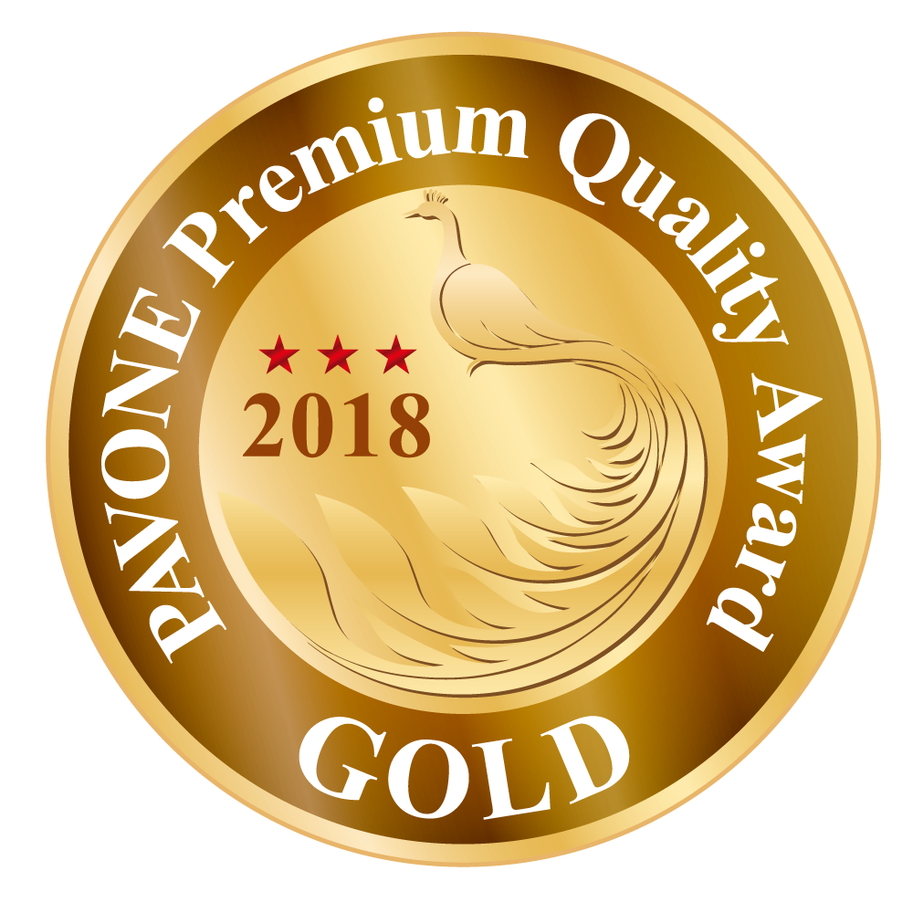 Pavone Premium Award 金賞