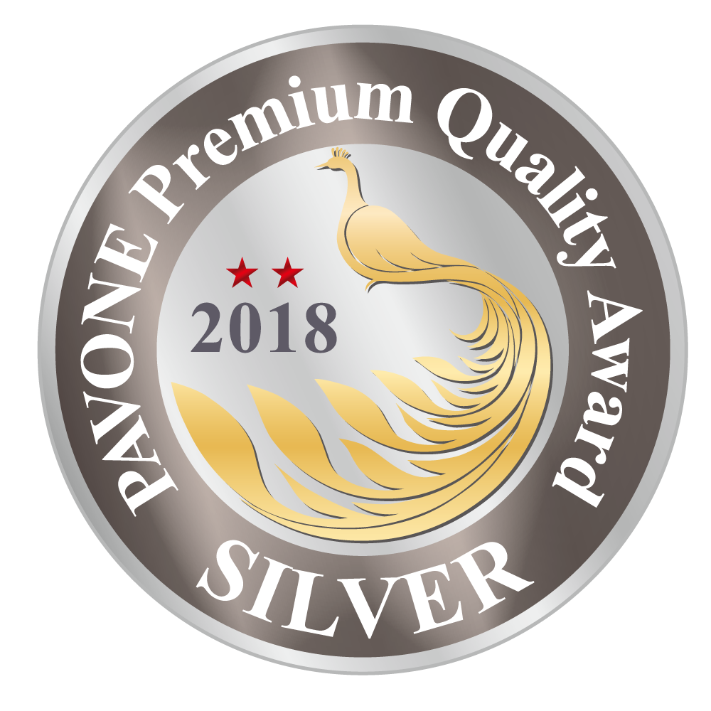 Pavone Premium Award 銀賞