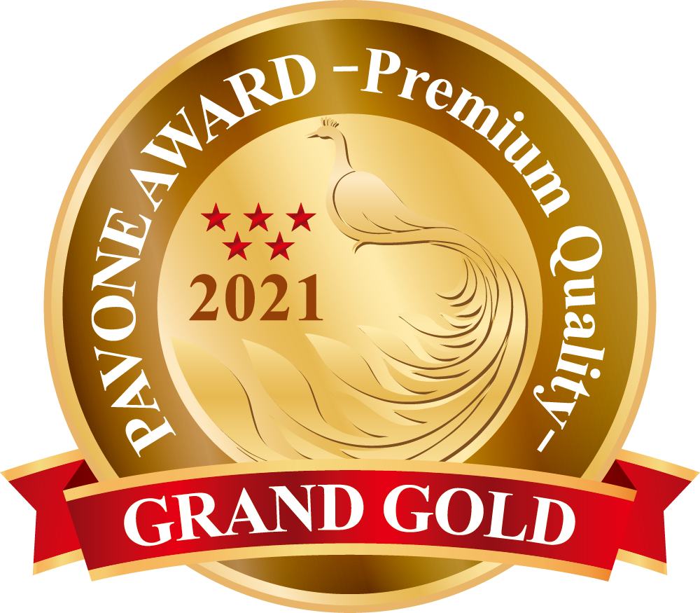 Pavone Premium Award 最高金賞